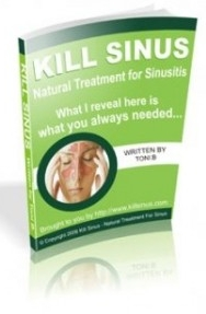 kill sinus ebook1 Kill Sinus   Do Not Buy Until You Read This Review